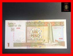 CUBA 1 Peso Convertibles 2011  P. FX 46   UNC - Kuba