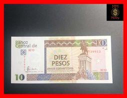CUBA 10 Pesos Convertibles 2006  P. FX 49   UNC - Kuba