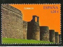ESPAGNE SPANIEN SPAGNA SPAIN ESPAÑA 2010 WORLD HERITAGE MURALLA DE LUGO 0,34€ ED 4592 YV 4239 MI 4533 SG 4592 SC 37 - 2001-10 Neufs