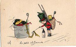 Illustrateur Cef, Le Petit Chiffonnier - Illustrators & Photographers