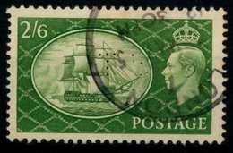 GROSSBRITANNIEN 1951 Nr 251 Gestempelt X94D3CA - 1902-1951 (Re)