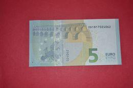 BELGIUM - 5 EURO - Z020 I5 - ZD1817024062 - UNC - FDS NEUF - 5 Euro