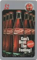 Télécarte Américaine : Coca Cola Sprint Phone Card #1157565 - Télécartes