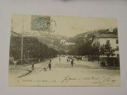 ISERE-VIENNE-13-COURS BRILLER ED LL ANIMEE - Vienne