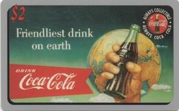 Télécarte Américaine : Coca Cola Sprint Phone Card #1131946 - Télécartes