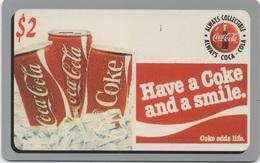 Télécarte Américaine : Coca Cola Sprint Phone Card #1157571 - Télécartes
