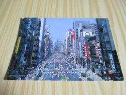 Tokyo (Japon).Ginza Street On Sunday. - Tokyo