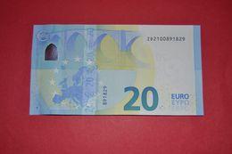 BELGIUM - Z020 B3 * 20 EURO  - ZD2100891829 - NEUF - UNC - 20 Euro