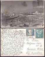 Chile - Carte Postale - Santiago De Chile - Plaza Italia - 1944 - Circulee - Cygnus - Chili