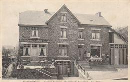 Louette Saint Denis ( Gedinne )  Maison Jaumotte Pension De Famille ,(publicité Stella Artois Café  Brasserie Brouwerij - Gedinne