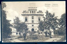 Cpa De Serbie Belgrade Observatoire   AVR20-82 - Serbia