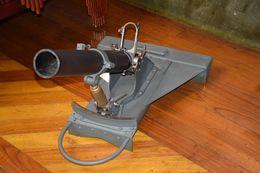 Militaria Français WW1 14/18 - Douille De Cartouche 37mm MT - Mortier De Tranchée - Pour Obus De 75mm - Armes Neutralisées