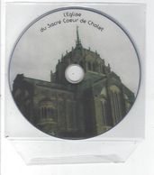 49 - CHOLET - DVD  Neuf Sur La Réalisation De L'Eglise Du Sacré Coeur ( Architecte M. Laurentin ) - Storia