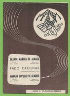 Almada - Grande Marcha - Fado Cacilhas - Marcha Popular De Almada - Noten & Partituren