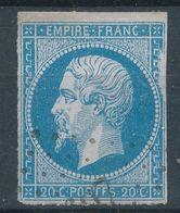 N°14 VARIETE  POSTFS + GRECQUES - 1853-1860 Napoléon III