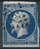 N°14 POSTFS - 1853-1860 Napoléon III