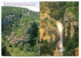 07200 ROCHECOLOMBE - Le Village Et La Cascade - Otros Municipios