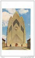 Copenhagen - Church - Cathedrale - Architect Jensen Klinton Denmark - Danemark