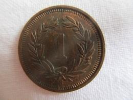 Suisse 1 Centime 1917 - Suiza