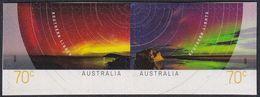 Australia 2014 Southern Lights Sc 4165-66 Mint Never Hinged P&S Ex Booklet - 2010-... Elizabeth II