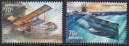 Australia 2014 Military Cent. Sc 4147-48 Mint Never Hinged - 2010-... Elizabeth II