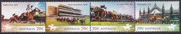 Australia 2014 Horse Racing Tracks Sc 4197a Mint Never Hinged - 2010-... Elizabeth II