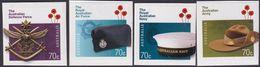 Australia 2014 Aust Def Forces Sc 4206-09 Mint Never Hinged P&S Ex Booklet - 2010-... Elizabeth II