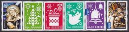 Australia 2014 Christmas Sc 4210-15 Mint Never Hinged - 2010-... Elizabeth II