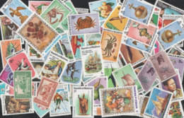 Maldives Islands - 85 Nice Stamps - Malediven (1965-...)