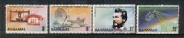 Bahamas 1976 Telephone Centenary, Alexander Graham Bell MUH - Bahamas (1973-...)