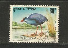 447  Poule Sultane       (727) - Wallis-Et-Futuna