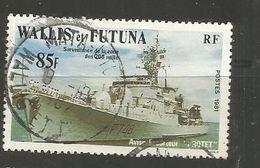 279  Navires  Beau Cachet       (727) - Oblitérés