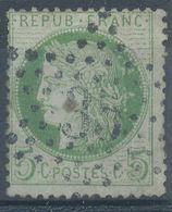 N°53 CACHET A DATE - 1871-1875 Cérès