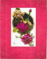 CPA COLORISEE FANTAISIE -  Bouquet De Fleurs  - GIR - - Other