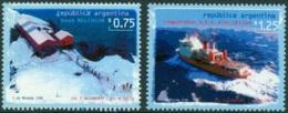 ARGENTINA 1996 EXPLORATION OF ANTARCTICA** (MNH) - Unused Stamps