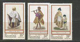 216/18   Folklore Luxe Sans Ch   (635) - Polynésie Française
