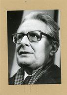 PHOTO PRESSE  HANS JOCHEN VOGEL  Leader Des Sociaux Démocrates En  Allemagne Fédérale 1983 - Personnes Identifiées