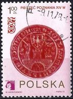 Poland 1973 - Mi 2258 - YT 2099 ( Arms Of Poznan On 14th Century Seal ) - 1944-.... Republic