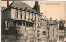 31ksr 146 CPA - BRUGES - ROZENHOEDKAAI - Brugge