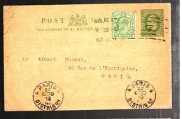 33962 - Entier  Avec Repiquage Commercial Illustré - Storia Postale