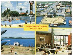 (B 6) Australia - NSW - Ballina Sundowner Motel - Altri
