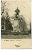CPA - Carte Postale - Belgique - Verviers - Monument Vieuxtemps  (WB12943) - Verviers