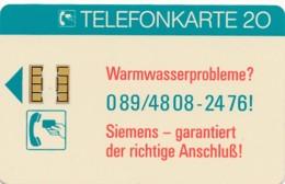 K 75 90 Siemens AG - Warmwassergeräte  - Aufl 4000 - - Deutschland