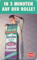 K 247 91 Henkel - Metylan  - Aufl 7 000 - - Deutschland