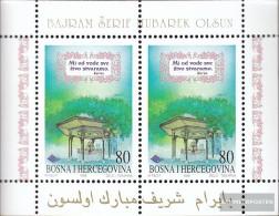 Bosnia-Herzegovina 49 Sheetlet (complete Issue) Unmounted Mint / Never Hinged 1996 Islamisches Bayram-down - Bosnia And Herzegovina