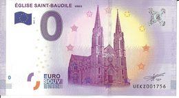 BS-09 - NIMES - L'église Saint-Baudile 2017-2 - EURO