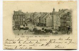 CPA - Carte Postale - Belgique - Verviers - Rue Crapaurue - 1899 (WB12944) - Verviers