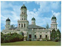 (B 6) Malaysia Sultan Of Johore Mosque - Malaysia