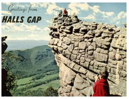 (B 6) Australia - VIC - Halls Gap - Australie