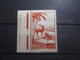 VEND BEAU TIMBRE DU MAROC N° 234 + BDF , XX !!! (c) - Marokko (1891-1956)